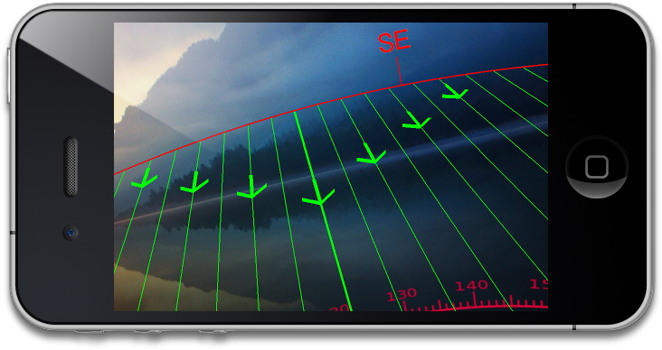 Compass 3D iPhone App